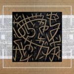 12. Paris 2008. Crayon couleur sur papier kraft. cm 160x120