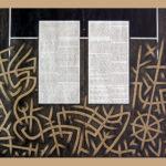 15. Paris. 2009. Crayon couleur sur papier kraft. cm 160x120