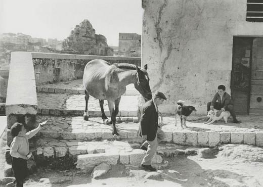 Basilicata Matera 1960