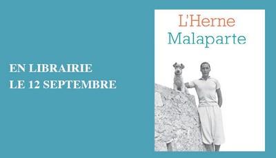 Malaparte littérature italienne