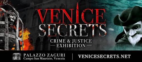 mostra Venice Secrets