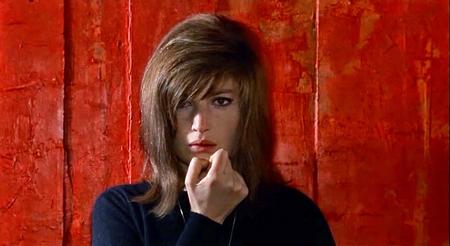 Monica Vitti nel film