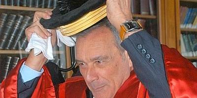 Pietro Grasso, oggi presidente del Senato.