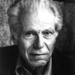 Albert O. Hirschman (Berlin, 1915 - Princeton, 2012). Foto Christa Lachenmaier.