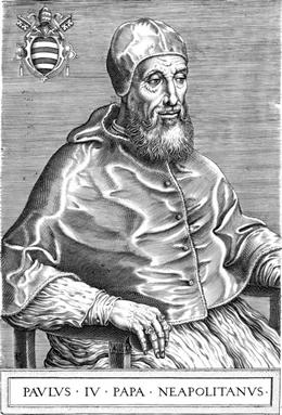 Papa Paolo IV