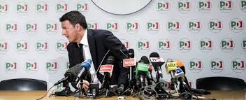 Renzi si dimette.
