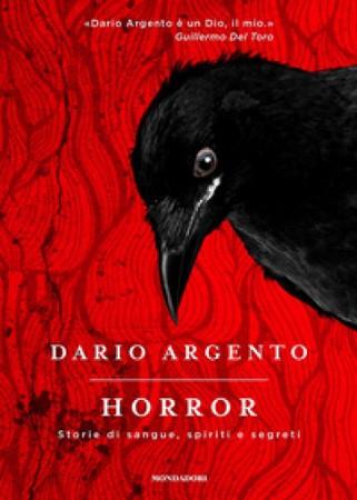 Libro Horror di Dario Argento