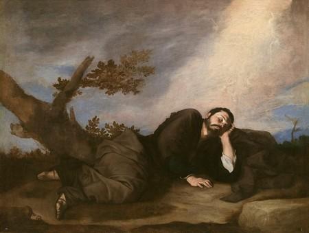 Risultati immagini per quadri dell'uomo che sogna