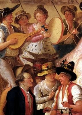histoire musique naples